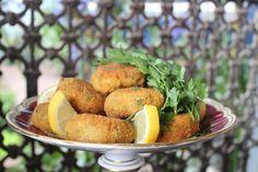 Old fashioned Durban fish cakes by Yudhika Sujanani