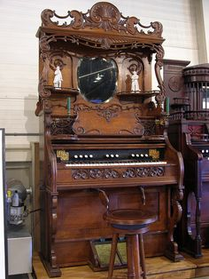 Reed Organ - Builder not noted by pietbron, via Flickr