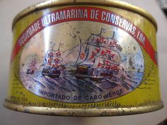 Canned Cape Verdean Tuna | Tonno