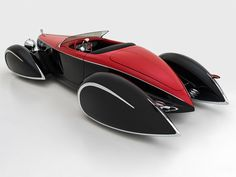 The Bugnaughty by Delahaye USA