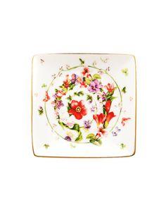 Versace porcelain canapé dish