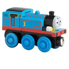 Thomas And Friends Wooden Railway - Talking Thomas by Learning Curve, http://www.amazon.com/dp/B001Y2TDD8/ref=cm_sw_r_pi_dp_mKeDsb1FAPJVE