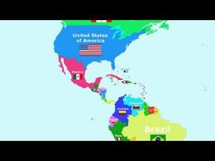 The Countries of the World Song (The Americas)