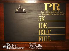 Bib holder and Race Medal Display - Perfect runner's gift idea for any runner who loves to display their bling and accomplishments