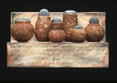 Weven steendeksel