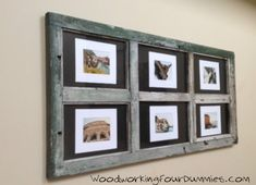 Picture Door Frame