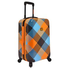 """Found it at Wayfair - Microwave 22"""" Hardsided Carry-On Spinner Suitcase http://www.wayfair.com/daily-sales/p/Gifts-for-the-Traveler-Microwave-22%22-Hardsided-Carry-On-Spinner-Suitcase~LOUD1004~E21685.html?refid=SBP.rBAZEVVyaKETRjcnSdheAmzMmH8uoESpgpdU_8KBau4"""
