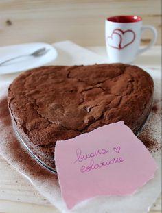 Torta cioccolatosa all'olio d'oliva... amore a prima vista!