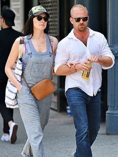 Are Ben Foster and Laura Prepon Dating? The Two Are Spotted Walking in NYC