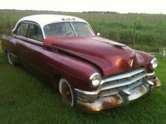 1949 Cadillac Photo by Robert Roper https://www.facebook.com/pages/Restoring-Old-Cars/247113918740890?ref=tn_tnmn