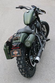 Harley Davidson Sportster 1200, Harley-davidson Sportster, Harley Davidson Custom, Harley Davidson Motorcycles, Scrambler Motorcycle, Moto Bike, Motorcycle Gear, Women Motorcycle, Bond Cars
