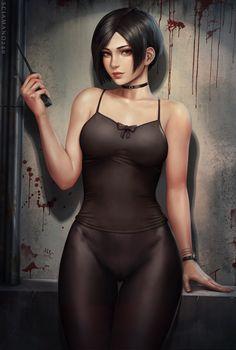Comic Art Girls, Comics Girls, Chica Fantasy, Fantasy Girl, Fantasy Women, Cute Anime Character, Comic Character, Female Anime, Female Art