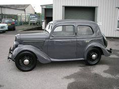 1936 FORD 10 CX De Luxe Tudor Saloon  £7,250.00