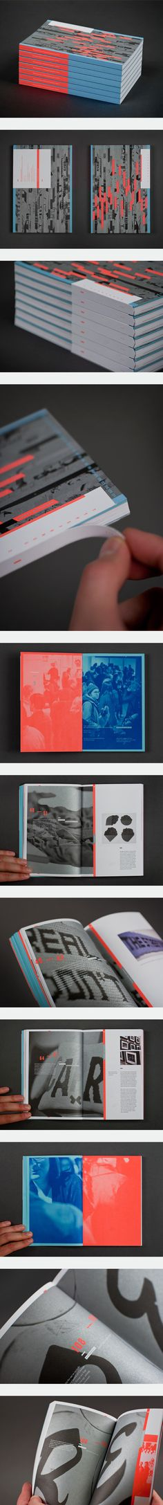 Typeforce Exhibition Catalogue by Will Miller