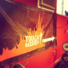 Tough Mudder I will be doing this in October Training and diet begins now!