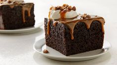 Because when chocolate, caramel and whipped cream are involved, you know you're in for a good time.