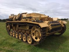 Fully restored to running condition StuG III Ausf.DF