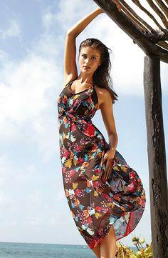 Robe de plage Lenny | Pain de Sucre SS14 #maillotdebain #paindesucre #swimwear #lingerie #lebloglingerie lebloglingerie.com