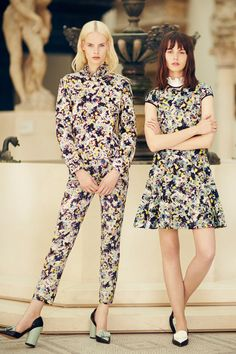 Erdem | Resort 2014 Collection | Style.com
