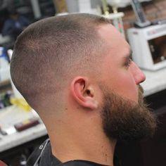 buzz and full beard