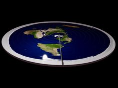 Is Earth Actually Flat?