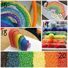 25 Rainbow Activities for Colorful Learning and Play