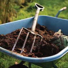 How to Improve Clay Soil. Check out these expert gardening tips from MOTHER EARTH NEWS magazine.