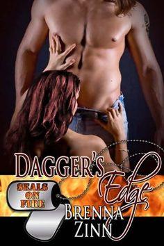 Dagger's Edge (SEALs On Fire 2) by Brenna Zinn