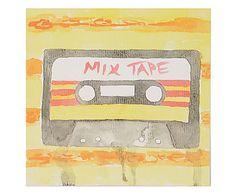 Gravura Tape - 14,5x14cm