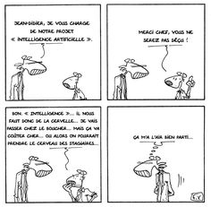 Intelligence artificielle… ou pas #IA