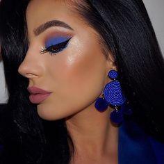 Gorgeous Makeup: Tips and Tricks With Eye Makeup and Eyeshadow – Makeup Design Ideas Flawless Makeup, Gorgeous Makeup, Love Makeup, Makeup Inspo, Makeup Inspiration, Makeup Goals, Makeup Tips, Beauty Makeup, Hair Makeup