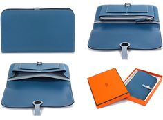 Replica Hermes Dogon Wallets Good Quality Buy Online