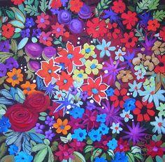 Colour Lust by Sara Paxton  Sara Paxton Artworks