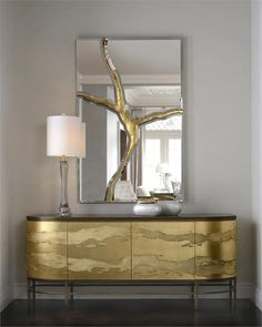 Exclusive sideboards are necessary in order to create a luxury home. These exquisite items are able to upscale any living room or dining area. #bocadolobo #luxuryfurniture #interiordesign #designideas #livingroom #modernlivingroom #decorideas #homeandecoration #livingroomideas #interiodesign #decor #homedecor #livingroomdecor #interiordesigninspiration #interiorinspiration #luxuryinteriordesign #homedecor #decorations #homedecor #buffetsandcabinets Art Furniture, Unique Furniture, Luxury Furniture, Furniture Design, Contemporary Furniture, Contemporary Design, Modern Design, Luxury Mirror, Modern Sideboard
