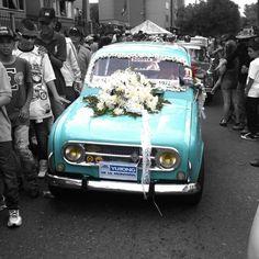 Medellín Clasic Cars Parade 13