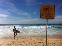Favorite picture taken on Bondi, Australia. This picture makes me so so happy