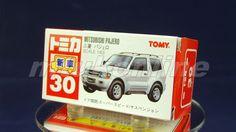TOMICA 030F MITSUBISHI PAJERO MK3 | 1/63 | 30F-1 | FIRST| 1999 JAPAN Mitsubishi Pajero, Old Models, Diecast, Auction, Japan, Tomy, Japanese