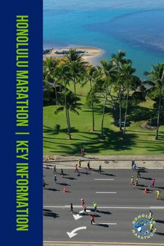 Find out everything you need to know about Honolulu Marathon here! Marathon Key, Long Distance Running, Hawaii, Movie Posters, Film Poster, Hawaiian Islands, Billboard, Film Posters