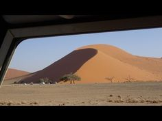 Very Famous Unknown Place - Sossusvlei Desert #NikelaAfrica