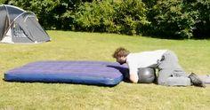 [VIDEO] Inflate Air Mattress Trick  http://www.survivorninja.com/inflate-air-mattress-trick/
