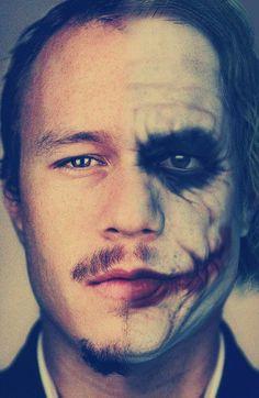 Heath Ledger / The Joker ~ unsigned