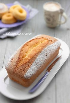Plum cake all'olio d'oliva di Iginio Massari | La Cuoca Dentro