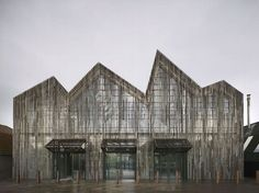 Kaap Skil Maritime Beachcombers Museum, Texel, The Netherlands, Mecanoo Architects