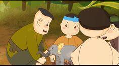 """""""Câu chuyện nhỏ về Trạng nguyên Nguyễn Hiền"""" do MAMstudio thực hiện. (www.mamstudio.vn) #MAMstudiovn #vietnamesehistory #2Danimation #animatedfilm #nguyenhien #motiongraphic #film"""