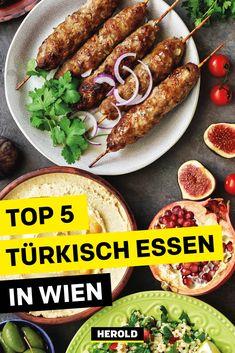Lust auf türkisches essen? Wir verraten dir unsere liebsten türkischen Restaurants in Wien. #wien Sausage, Restaurants, Meat, Food, Turkish Restaurant, Kaiserschmarrn, Coffee Cafe, Food For Kids, Food Food