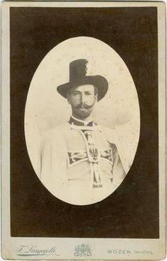 Almanach de Saxe Gotha - HI&RH Archduke Eugen of Austria-Teschen Archduke, The Grandmaster, Ferdinand, Austria, Knight, Painting, Bohemia, House, Gotha