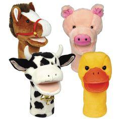 Bigmouth Farm Puppets