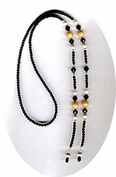 Pandora Jewelry OFF! Beaded Jewelry by Bead Wizardry Designs: Beaded Eyeglass Chains Beaded ID Lanyards Beaded Jewelry Wedding Jewelry Necklaces Bracelets Anklets - Beaded Jewelry, Beaded Bracelets, Jewelry Necklaces, Diy Jewelry Stamping, How To Make Necklaces, Schmuck Design, Minimalist Jewelry, Wedding Jewelry, Jewelry Making