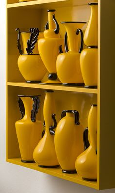 Color Palette Yellow: Fashion, Beauty, Accessories, Home Decor and Nature in shades of Yellow. Lemon Yellow, Orange Yellow, Mustard Yellow, Black N Yellow, Color Yellow, Yellow Theme, Yellow Art, Color Black, Glas Art