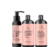 GreenSistah™ Botanicals  Thicken Up Kit for Thinning Hair